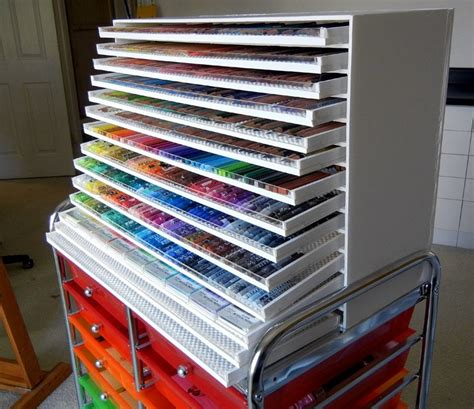 How To Organize Your Colored Pencil Collection  Cleverpedia. Painted Chest Of Drawers. Minimalist Standing Desk. Table Casters. Music Studio Computer Desk. Blue Table Cloth. Platform Beds With Drawers. Help Desk Assessment Test. 20 Drawer Chest