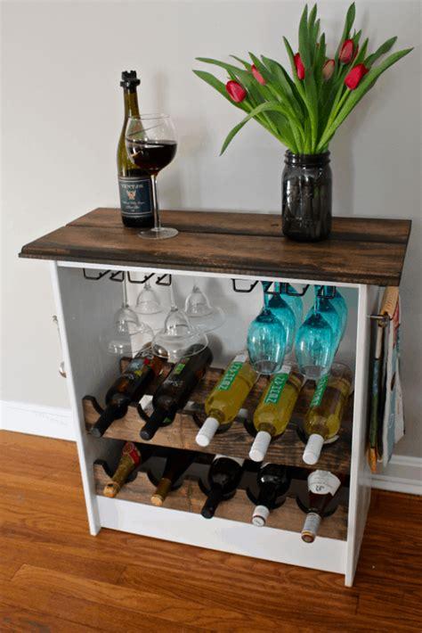 wine oclock ingenious  innovative diy wine racks