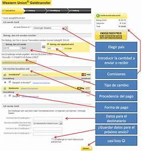 Western Union Gebühren Berechnen : wie funktioniert western union ~ Themetempest.com Abrechnung