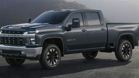 Chevrolet New Trucks 2020 by The 2020 Chevrolet Silverado Hd Shows Its Fox News