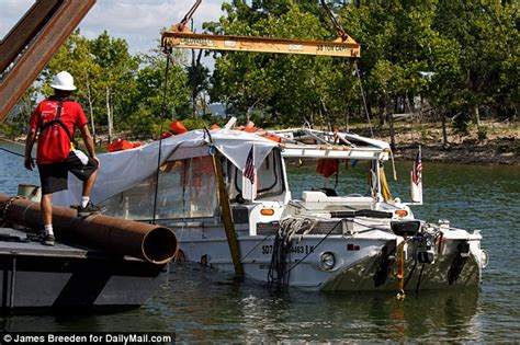 Duck Boat Lawsuit by Family Who Lost Nine Relatives In Duck Boat Tragedy Sues