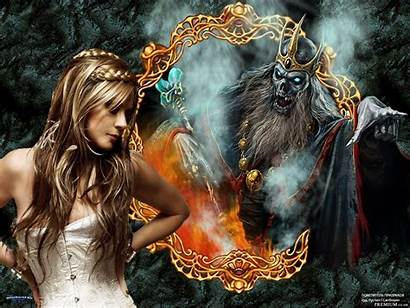 Gothic Dark Fantasy Wallpapers Manipulation Awesome Psychedelic