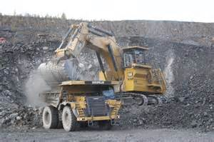 Caterpillar Mining Shovels