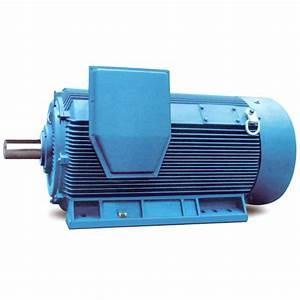 Y2 High Voltage High Power Electric Motor