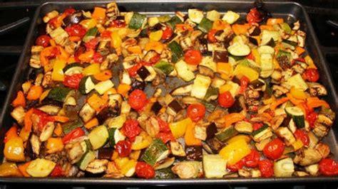 cuisiner des tomates cerises ratatouille version grillée au four
