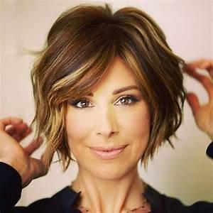 Coiffures Courtes Dégradées : coupes courtes les cheveux dans le vent coiffure ~ Melissatoandfro.com Idées de Décoration