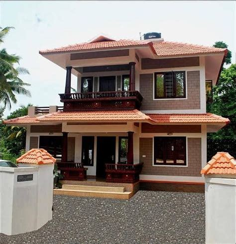 1100 Square Feet 3 Bedroom Traditional Kerala Style Double