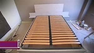 Tour De Lit 140x190 : fabriquer un lit pas cher ~ Teatrodelosmanantiales.com Idées de Décoration