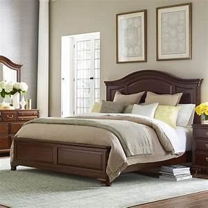 Hadleigh, Arched, Panel, Bed, Kincaid, Furniture