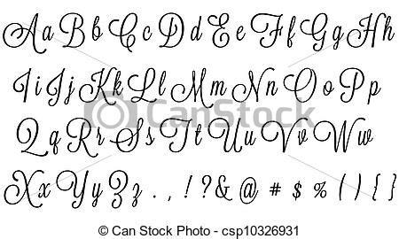 corsivo inglese cerca con lettering disegni di alfabeto corsivo nero corsivo 72719