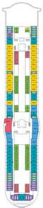 Navigator Of The Seas Deck Plan 9 by Navigator Of The Seas Overview
