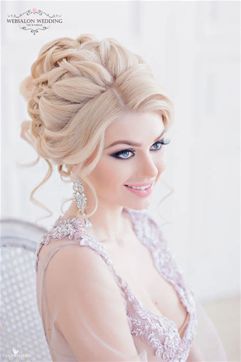 incredibly eye catching long hairstyles  wedding
