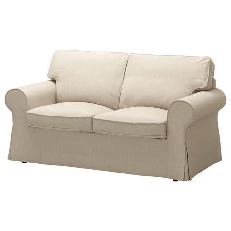 ikea canapé ektorp ektorp two seat sofa nordvalla beige ikea