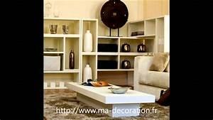 Photo Deco Salon : d coration salon les tendances d co du moment youtube ~ Melissatoandfro.com Idées de Décoration