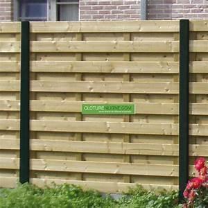 Panneau De Cloture En Bois : panneau de bois autoclave classe iv 1m80 x 1m80 ~ Premium-room.com Idées de Décoration