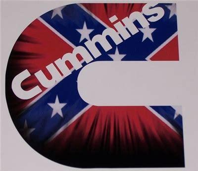 diesel  rebel flag camo decal ram    sterling