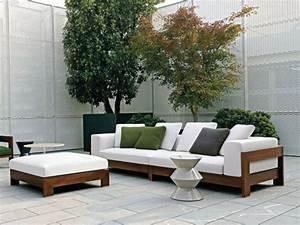 canape de jardin choisir un modele approprie pour vous With des canapes moderne