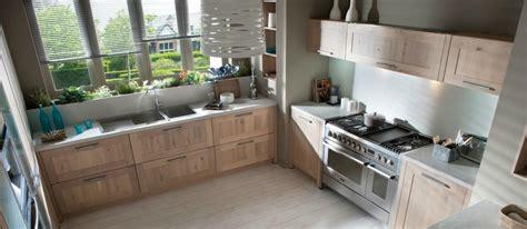 facade cuisine bois brut meuble de sparation cuisine