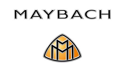 Maybach Logo, Hd Png, Meaning, Information