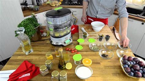 cuisine vapeur seb le cuit vapeur vitacuisine compact de chez seb electroguide