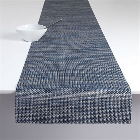 chilewich basketweave floor runner chilewich basketweave table runner contemporary