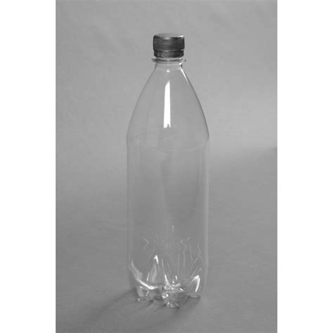 Adhesive Printed Famous Clear Plastic Bottle Personalized