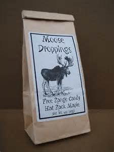 Moose Droppings Candy