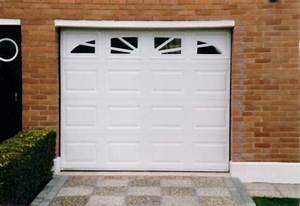 porte de garage sectionnelle avec porte pvc vitree porte With porte de garage sectionnelle avec porte d entrée blindée