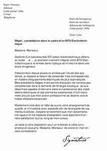 Bts Après Bac Sti2d : lettre de motivation bts lectrotechnique mod le de lettre ~ Medecine-chirurgie-esthetiques.com Avis de Voitures