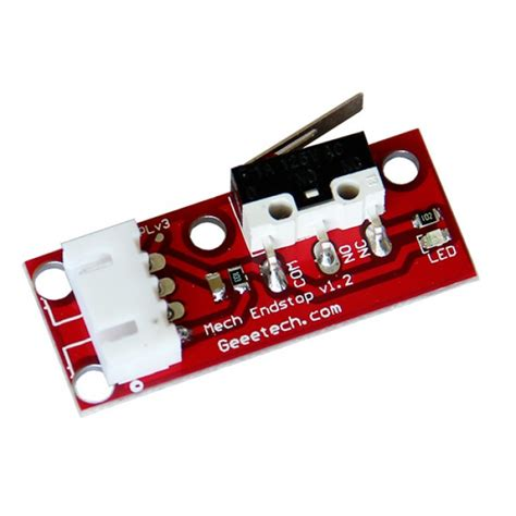 printer mechanical endstop switch for reprap rs 75 mechanical end stop endstop switch module v1 2 700 001 3d