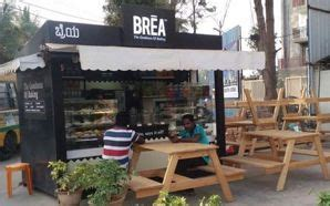 brea  open  outlets  bangalore   year