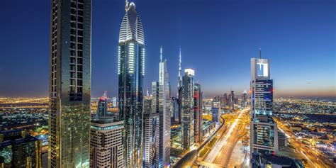 Dubai Hopes To Become Most Visited City In The World By 2020