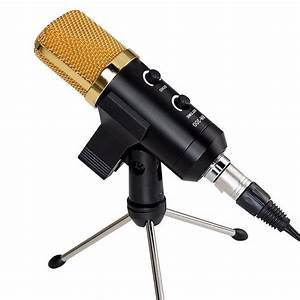 Mcpu03 Directional Pro Usb Condenser Microphone With Built