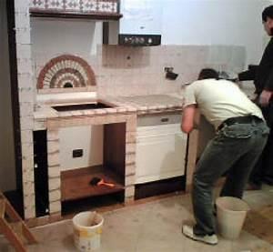 Casa moderna Roma Italy: Cucine in muratura esterne