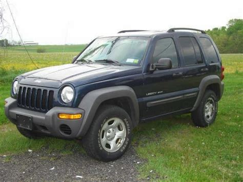 2003 green jeep liberty 2003 jeep liberty sport 4wd jeep colors