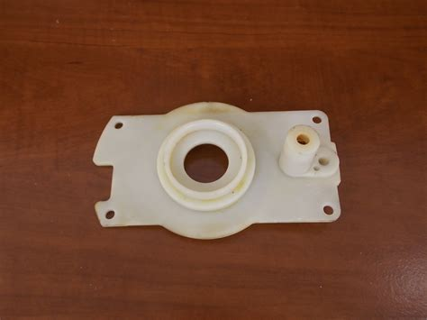 Johnson Evinrude Omc Control Box Driveshaft Plate Spacer