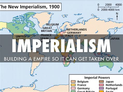Imperialism WW1 Example