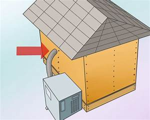 how to build an insulated or heated doghouse 10 steps With how to insulate a dog house