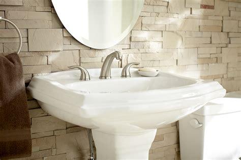 allerton  centers petite pedestal bathroom sink