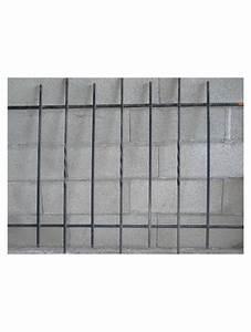 Grille De Defense Pour Fenetre : grille de defense droite pour fen tre hauteur 110 x ~ Dailycaller-alerts.com Idées de Décoration