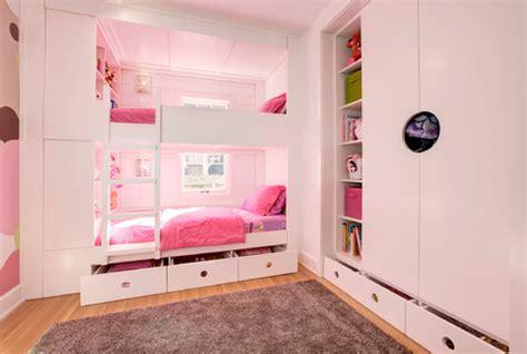 tween rooms thiết kế giường tầng cho phòng ngủ của hai bé