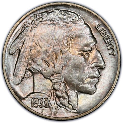 nickel values 1938 buffalo nickel values and prices past sales coinvalues com