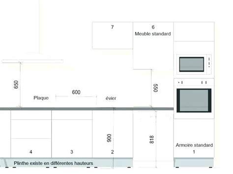 hauteur plan de travail cuisine standard hauteur plan travail cuisine hauteur table cuisine chaise
