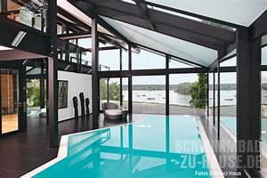 Haus Mit Schwimmbad : fertighaus mit pool schwimmbad zu ~ Frokenaadalensverden.com Haus und Dekorationen