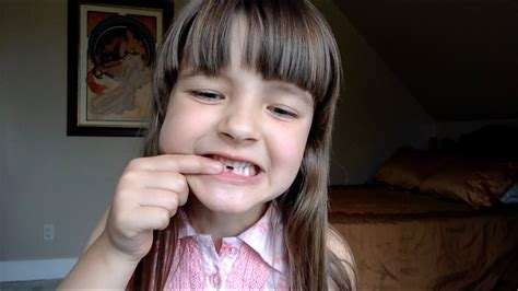 Abey has completed 30 of 70 passes for 803 yards, and he has seven td passes along with seven interceptions. 7 year old MissObservation loses her first baby tooth. - YouTube