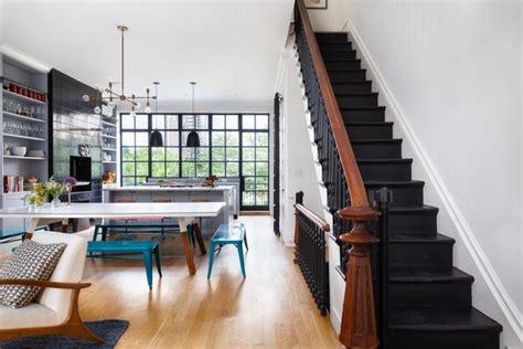 beautifully restored brooklyn brownstone  listed   dwell