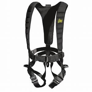 Hss U00ae Ultra Life Safety Harness