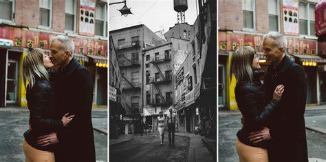 chinatown nyc engagement photographer jeremy scott