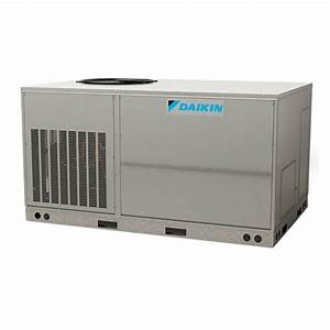 3 Ton 15 5 Seer 90k Btu Daikin Commercial Gas  U0026 Electric