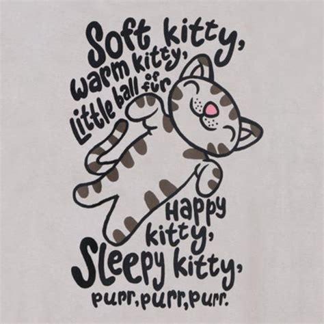 Soft Kitty Meme - soft kitty song lyrics sharocity